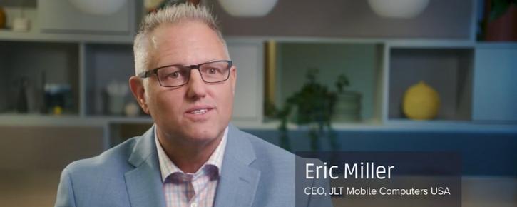 Eric Miller JLT Mobile Computers, Inc USA