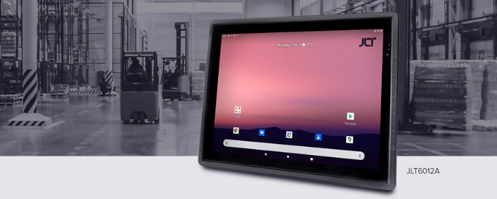 Android rugged vehicle mount tablets JLT Mobile Computers